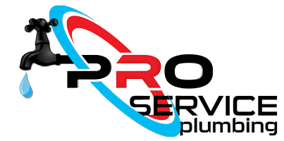 Pro Service Plumbing Logo