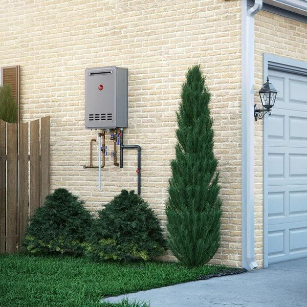 Propane Outdoor Water Heaters