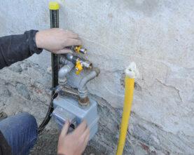 Gas Meter Replacement