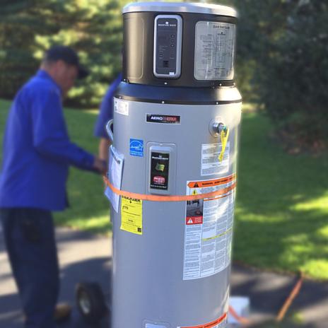 Heat Pump Combo<br /> Water Heaters